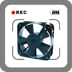正岛加湿器优势四:【轴承式防水风机】