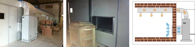 木材除湿机